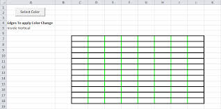 excel vba border colors vba and vb net tutorials learning and