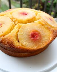 national pineapple upside down cake day pineapple upside down