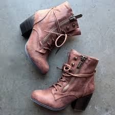 over ankle boots motorcycle high road suede heel ankle boot 3 from shophearts things i