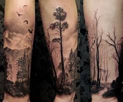 45 inspirational forest ideas tatoo and forest