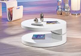 Wohnzimmertisch Platte Couchtisch Weiß Hochglanz Wohnzimmertisch Real