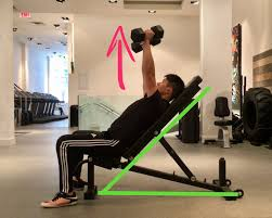 move of the week high incline dumbbell bench press halevy life