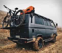 volkswagen bus front czech out u0027 this pro mountain biker u0027s incredible off road vw van