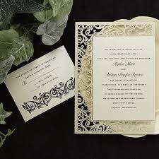 Making Your Own Wedding Invitations Carlson Craft Wedding Invitations Marialonghi Com