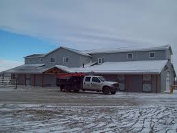 40 u0027 x 100 u0027 monitor style barn white aspen ranch ag 14 1 s