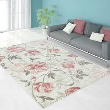 flower area rugs begonia pink area rug pink floral area rug la dole floral rug