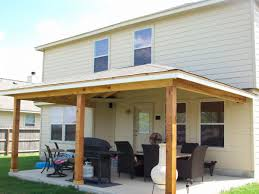 Cover Patio Ideas How To Build A Patio Cover Not Attached To House Home Outdoor