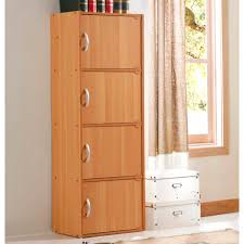 hodedah 4 door cabinet hodedah 4 door cabinet bookcases cabinets home appliances