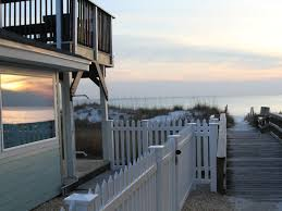 private beachfront cottage directly homeaway panama city