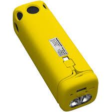 Rugged Wireless Speaker Promate Bikermate Rugged Wireless Speaker Powerbank Yellow Buy In Nz