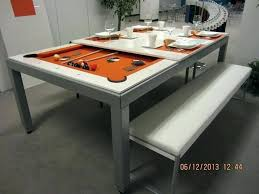 combination pool table dining room table pool table combo dining room table pool table combination dining