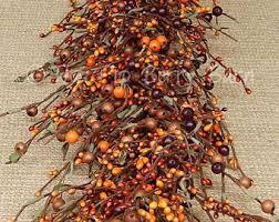 fall garland fall garland etsy