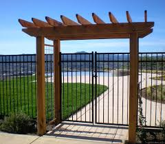 Fence Backyard Ideas by 141 Best Pool Fencing Ideas Images On Pinterest Fencing Pool