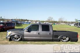 super lowered cars lowering f250 1
