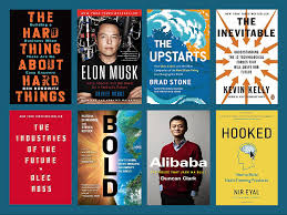 here are 15 books that will help you succeed in the tech world