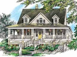 pictures single story wrap around porch house plans home