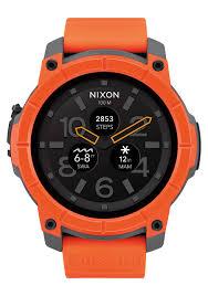 Orange Accessories Mission Men U0027s Watches Nixon Watches And Premium Accessories