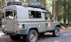 land rover ninety land rover defender 110 rig walk around overland bound