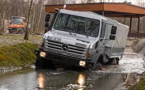 mercedes unimog truck mercedes unimog u4000 drive motor trend magazine