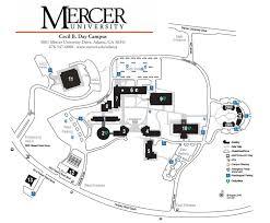 mercer map location baptist historical society