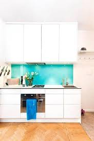 kitchen splashbacks ideas fascinating blue coloured splash acrylic splashbacks ideas