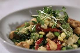 Cool Easy Dinner Ideas Easy Dinner Recipes Three Cool Salad Ideas In 40 Minutes Or Less