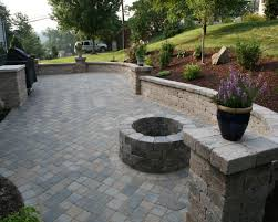 Patio Pavers Prices Pictures Of Brick Pavers Patio With Pit Paver Patios