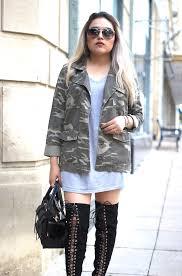 over the knee lace up boots ashley meza dallas fashion blog