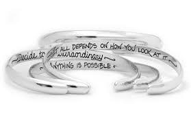 personalized cuff bracelet custom sterling silver personalized cuff bracelets by hanni