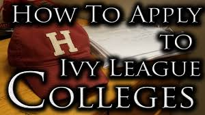 the college university application process for international