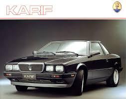 maserati karif редкий и гадкий уть u2014 сообщество красная книга drive2 ru на drive2
