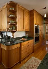 Kitchen Cabinet Pieces Arts And Crafts Kitchen Cabinets Completed By Quality Hardware