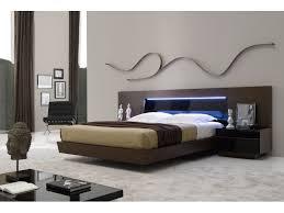 Barcelona Bedroom Furniture Premium Modern Bedroom Collection W Led