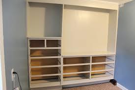 ikea malm shelf ikea hack built in wardrobe using malm dressers living in flux