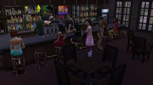 new lot roadhouse bar u0026 grill by ehaught58 u2014 the sims forums