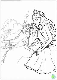 princess barbie coloring pages coloring