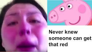 Peppa Pig Meme - peppa pig triggered sjw dankmemes