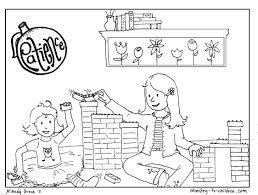 fruit of the spirit patience coloring page contegri com