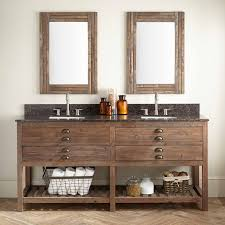 awesome double vanity with tower images best idea home design