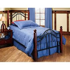 Twin Bed Walmart Hillsdale Madison Twin Bed Walmart Com