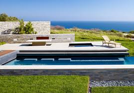 swimming pool design ideas at dream beach house furniture with