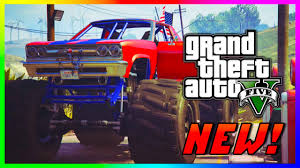 monster truck videos free gta 5 free