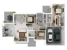 house plans with large bedrooms 50 three 3 bedroom apartment house plans architecture design