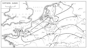 Map Of Europe Test by Chapter 22 World War Ii The War Against Germany And Italy