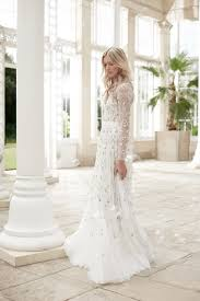 needle u0026 thread bridal spring summer 2017 collection paper lace