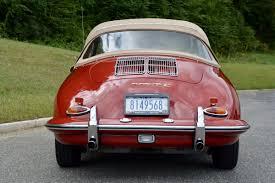 vintage porsche 356 collectorscarworld com 1964 porsche 356 c cabriolet