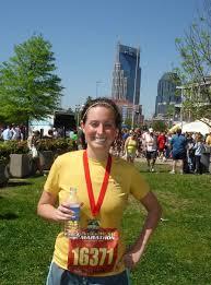 my 15th half marathon and one big thank you sweating grace