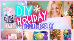 inexpensive diy holiday room decor ideas aspyn ovard youtube