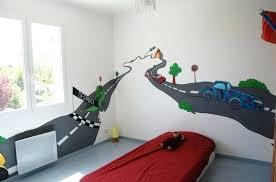 theme chambre garcon chambre garcon theme voiture deco visuel 7 a petit int rieur