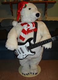 Christmas Decorations Wiki Life Size Rocking Polar Bear Gemmy Wiki Fandom Powered By Wikia
